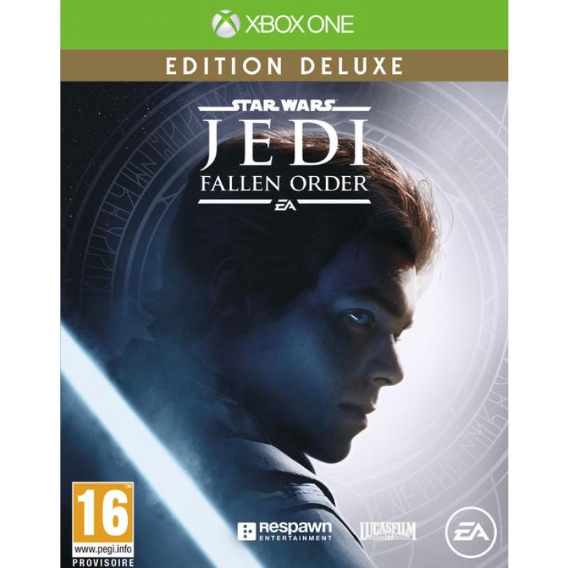 image du jeu Star Wars Jedi : Fallen Order Edition Deluxe sur XBOX ONE