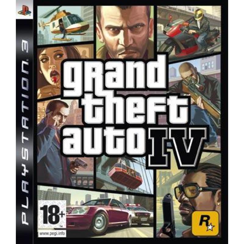 image du jeu Grand Theft Auto IV (gta) sur PS3