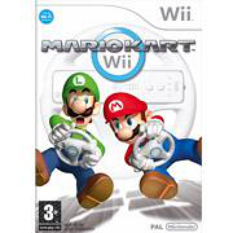 image du jeu Mario Kart Select sur WII