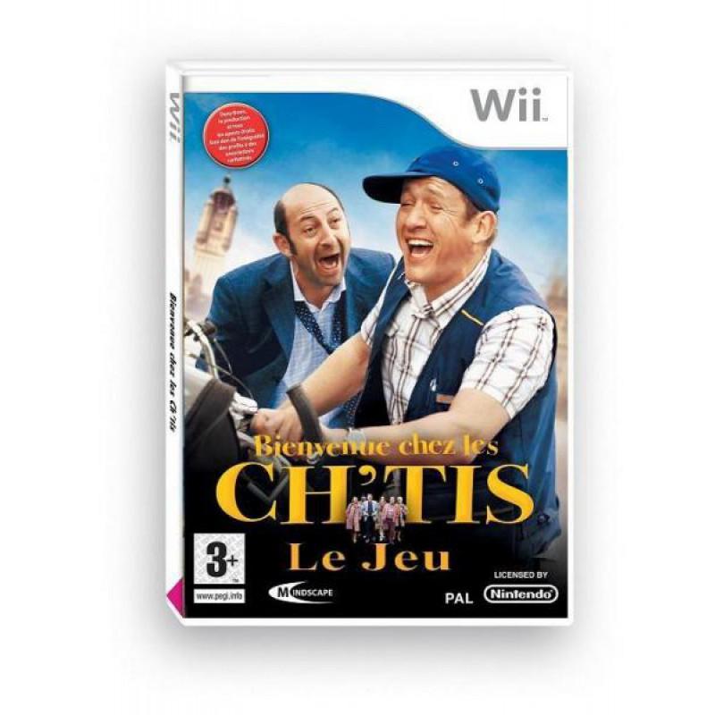 image du jeu Bienvenue Chez Les Ch'tis, Le Jeu sur WII