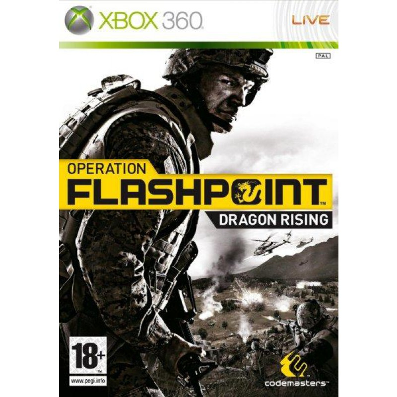 image du jeu Operation Flashpoint, Dragon Rising sur XBOX 360