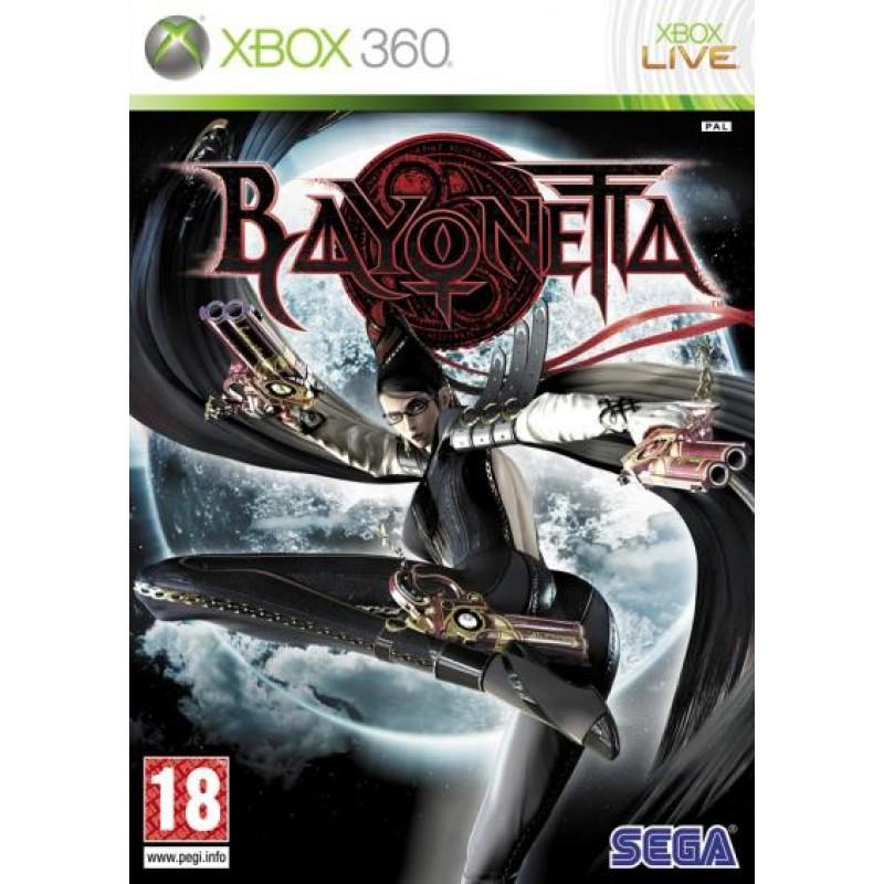 image du jeu Bayonetta sur XBOX 360