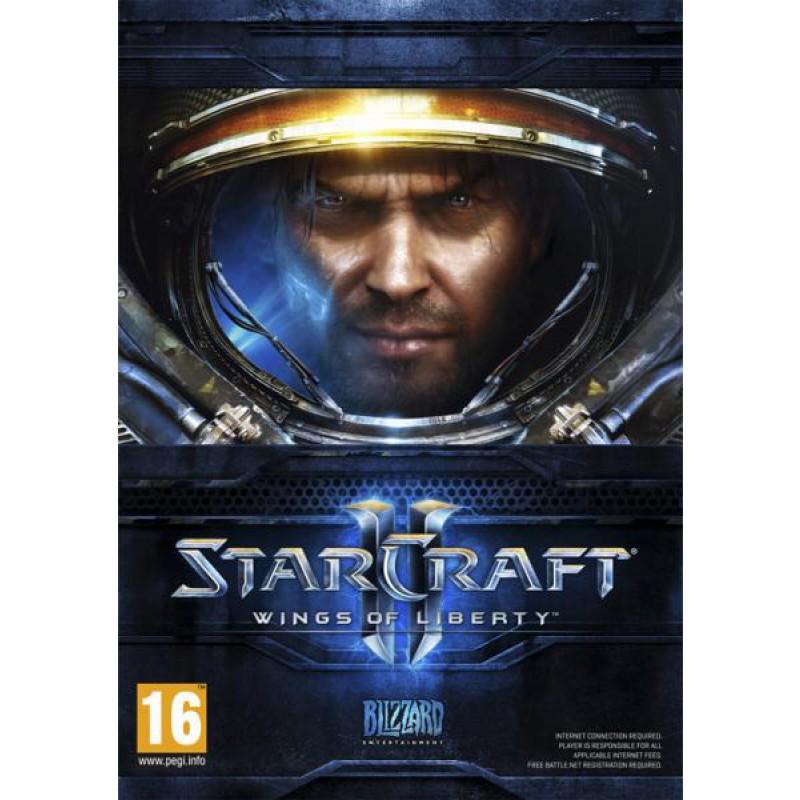 image du jeu Starcraft II, Wings Of Liberty  sur PC