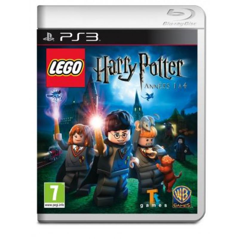 image du jeu Lego Harry Potter : Années 1 à 4 sur PS3
