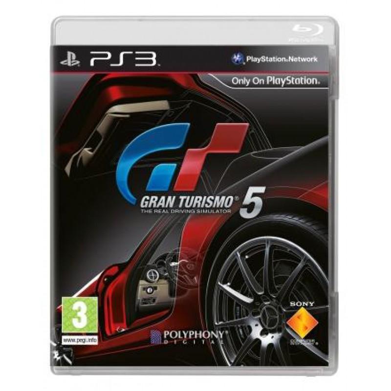image du jeu Gran Turismo 5 sur PS3