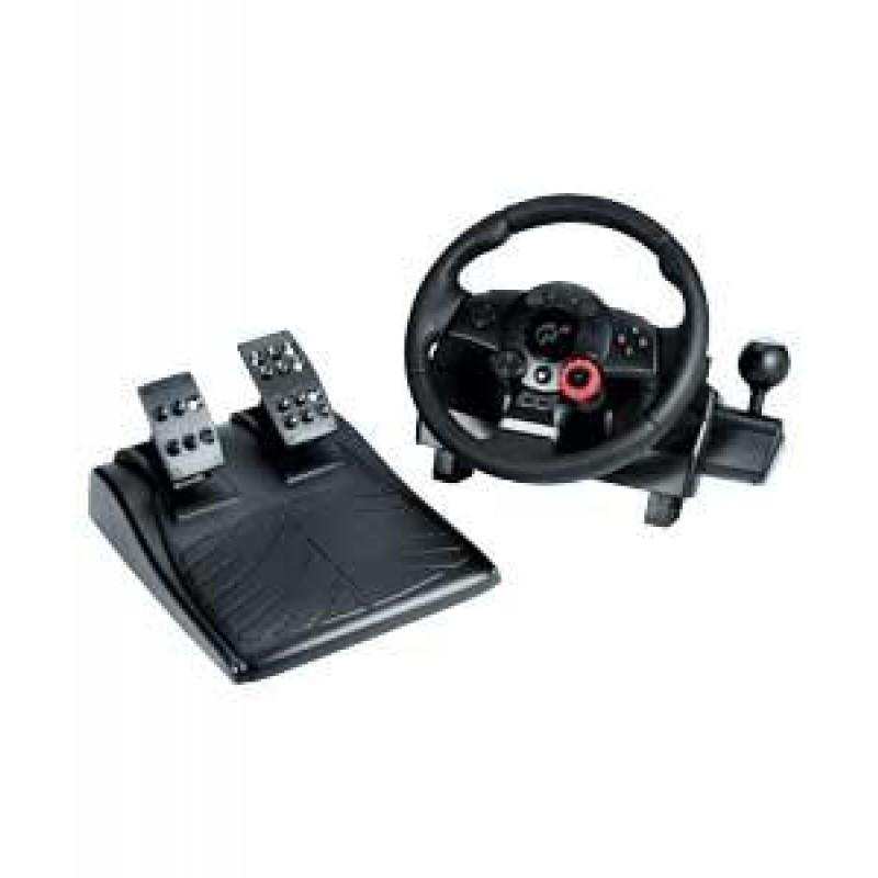 image du jeu Logitech Driving Force Gt Ps3 + Pédales sur PS3