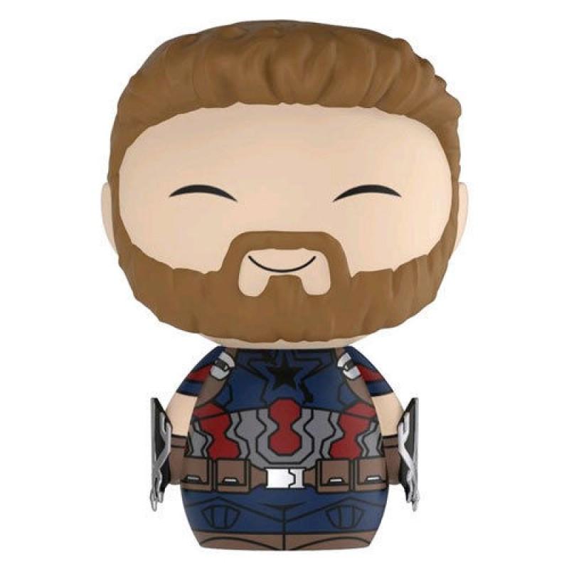 image du jeu Figurine Dorbz N°440 - Avengers Infinity War - Captain America sur AUTRES
