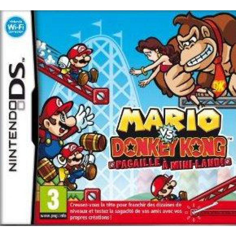 image du jeu Mario Vs Donkey Kong : Pagaille à Mini-land sur DS