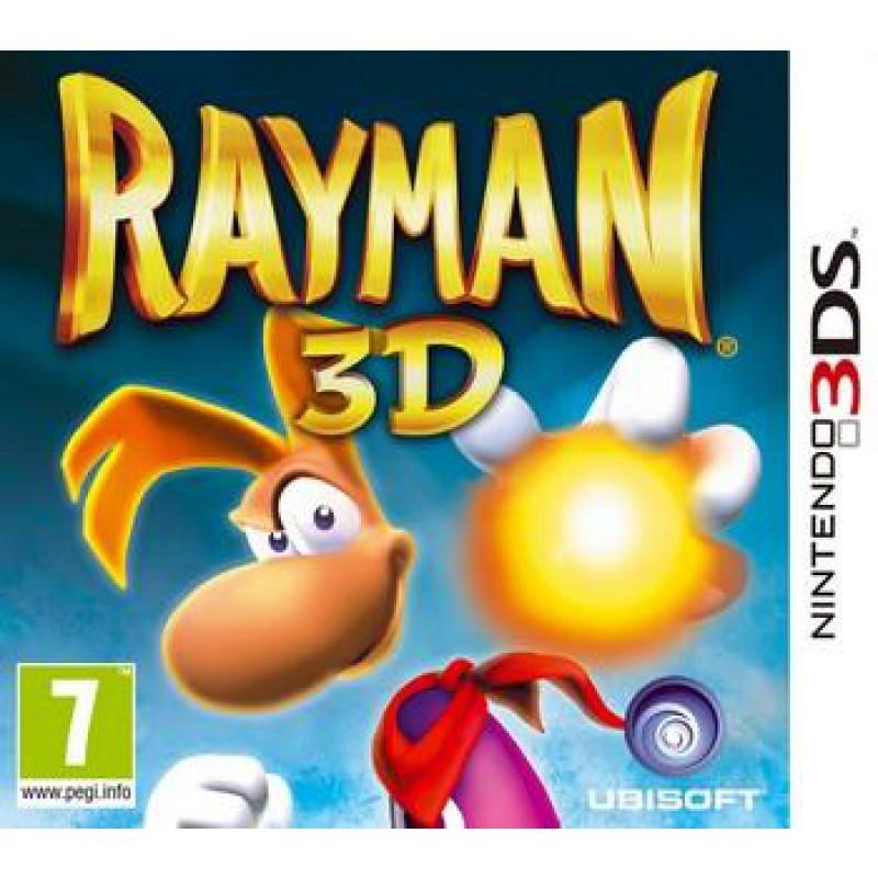 image du jeu Rayman 3d sur 3DS