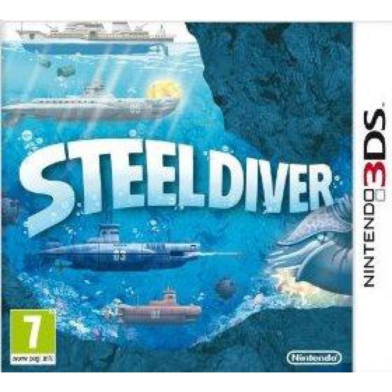 image du jeu Steel Diver sur 3DS