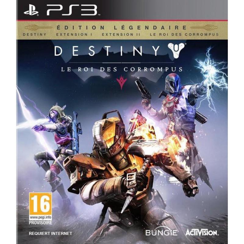 image du jeu Destiny Edition Vanguard - Exclusivité Micromania sur PS3