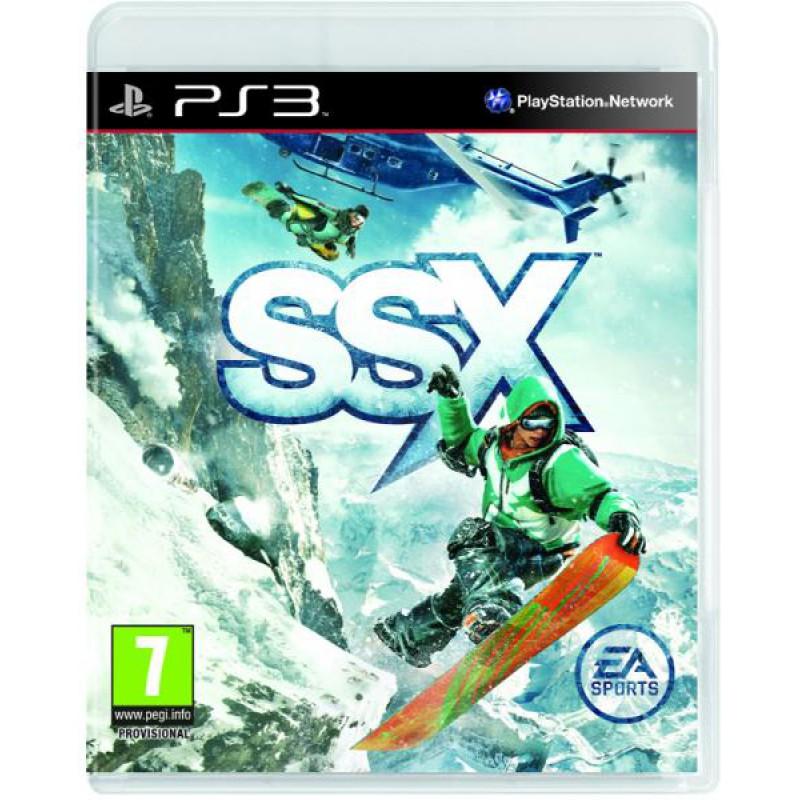 image du jeu Ssx sur PS3