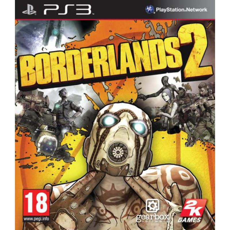 image du jeu Borderlands 2 Edition Limitée Coffre à Trésor sur PS3