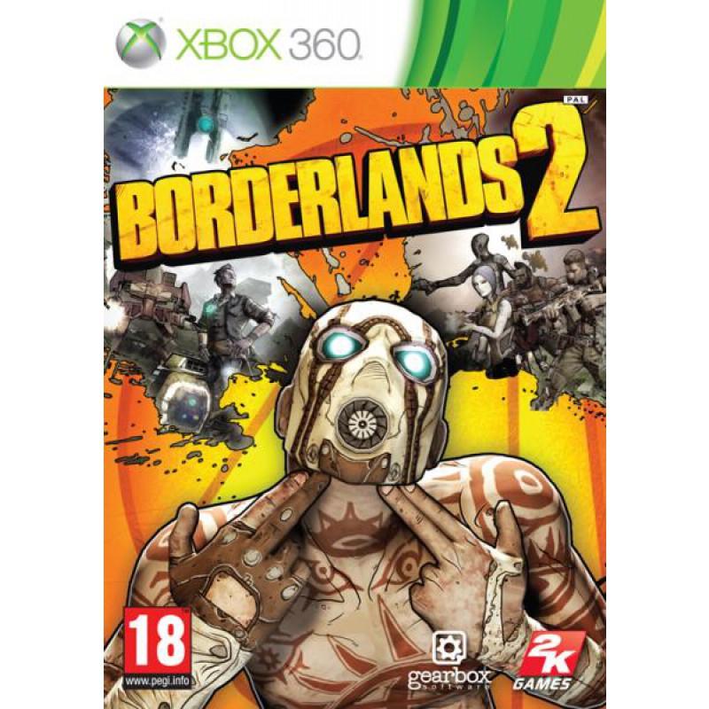 image du jeu Borderlands 2 Edition Limitée Coffre à Trésor sur XBOX 360