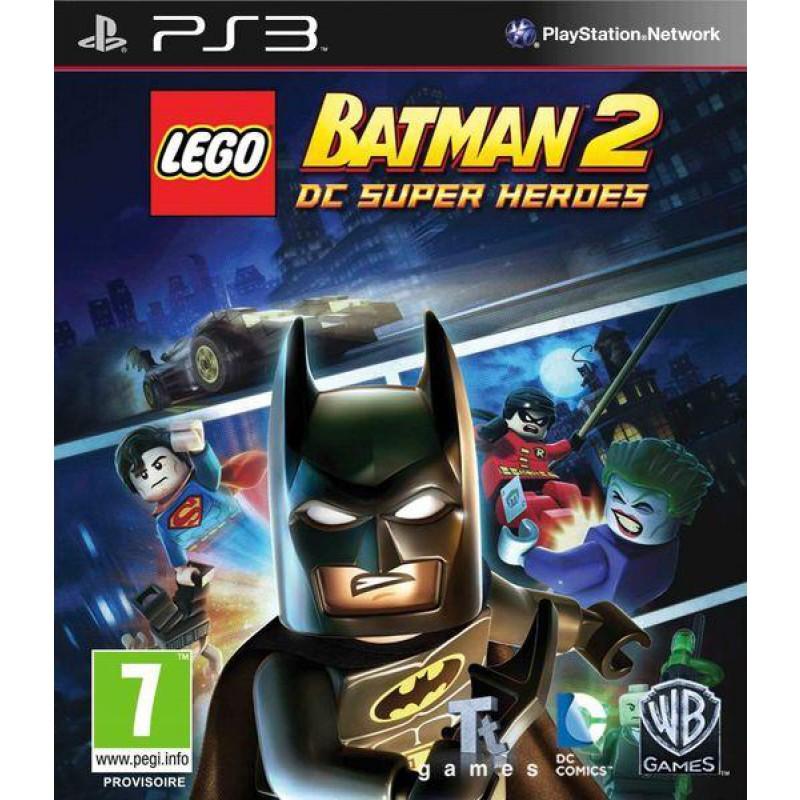 image du jeu Lego Batman 2 : Dc Super Heroes sur PS3