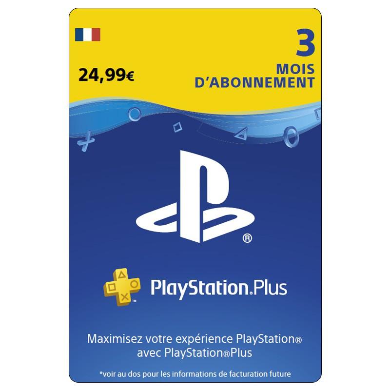 c258753105c image du jeu PlayStation Plus pour 3 mois - PS4 - PS3 - PS Vita sur