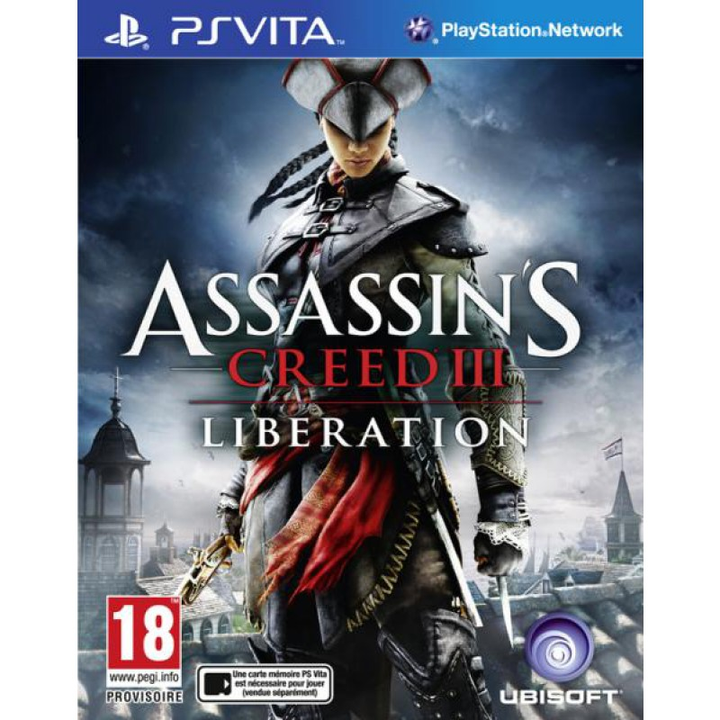 image du jeu Assassin's Creed III : Liberation sur PS VITA