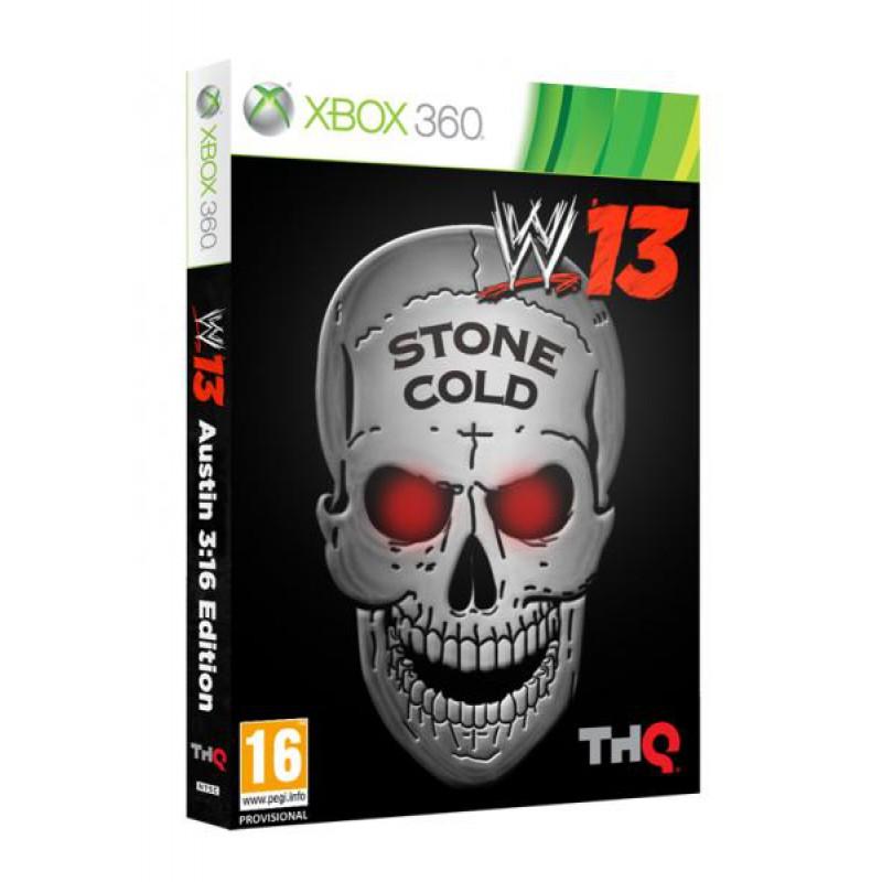 image du jeu Wwe'13 Edition Collector Austin 3:16'' sur XBOX 360