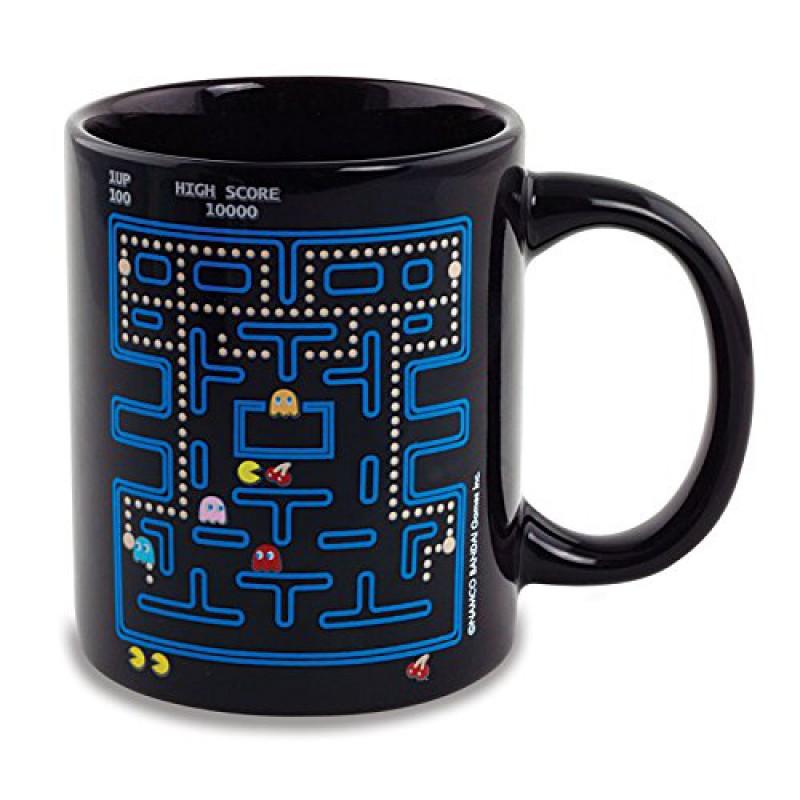 image du jeu Mug thermo-réactif - Pac-Man - Labyrinthe sur AUTRES