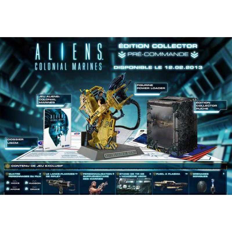 image du jeu Aliens Colonial Marines Limited Collector sur PS3