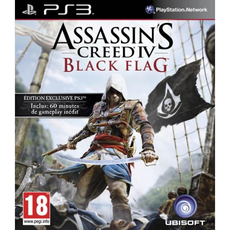 image du jeu Assassin's Creed IV : Black Flag sur PS3