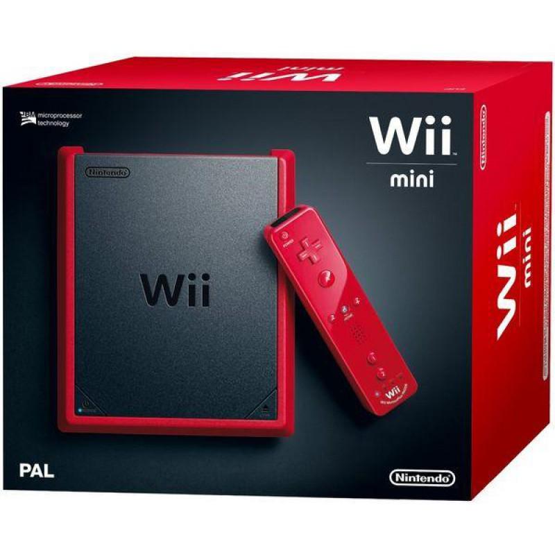 Nintendo Wii Mini Wii