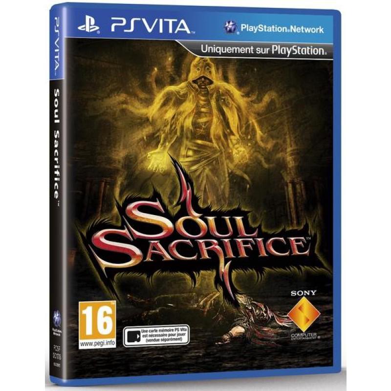 image du jeu Soul Sacrifice sur PS VITA