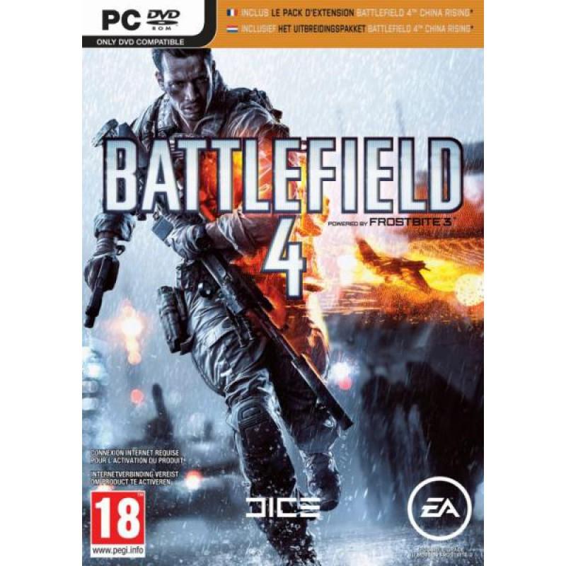 image du jeu Battlefield 4 Edition Limitée sur PC