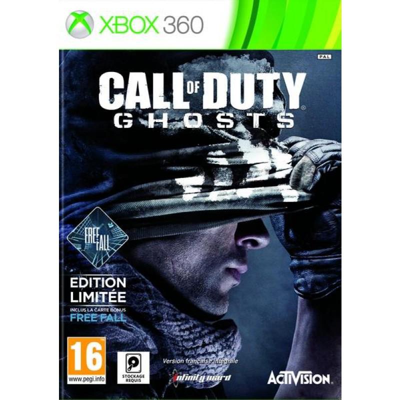 image du jeu Call Of Duty : Ghosts sur XBOX 360