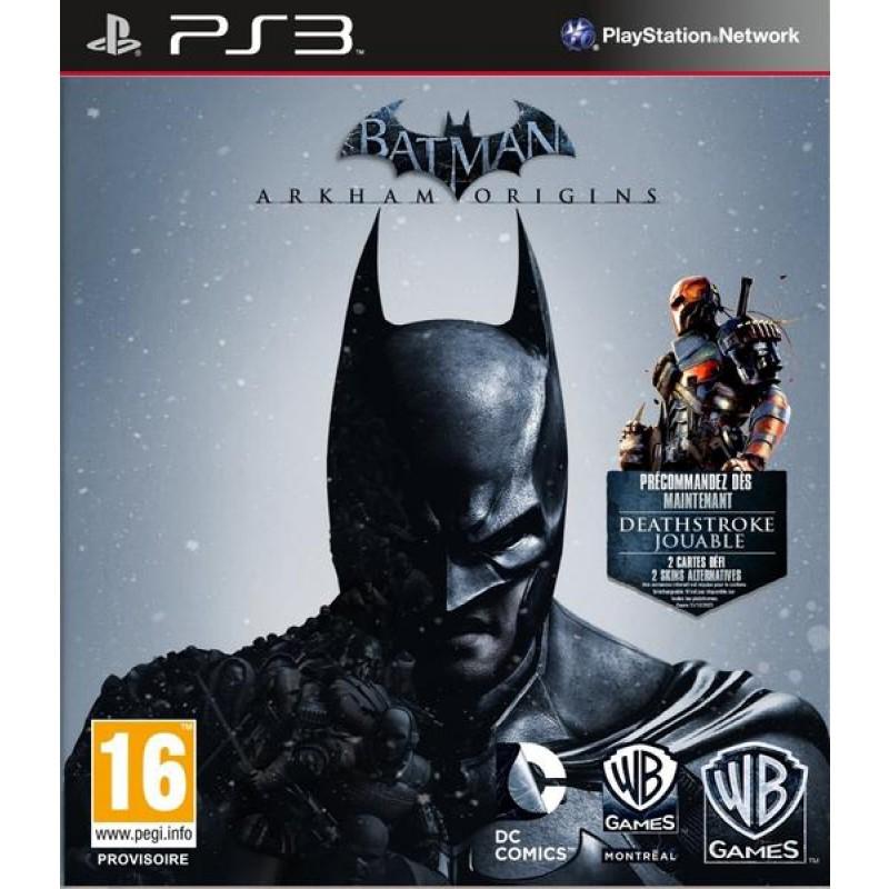 image du jeu Batman : Arkham Origins sur PS3