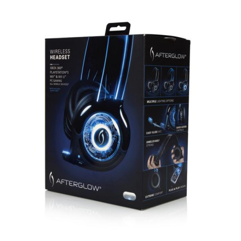 Casque Wireless Afterglow Ag Ps3