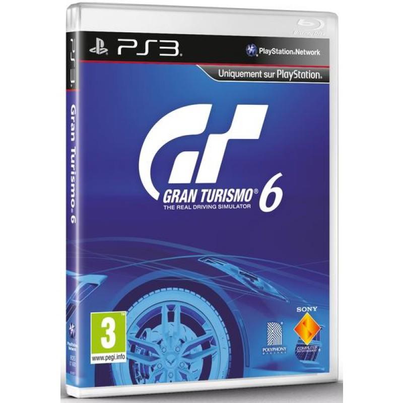image du jeu Gran Turismo 6 sur PS3