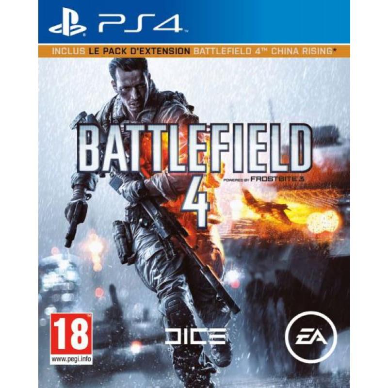 image du jeu Battlefield 4 Edition Limitée sur PS4