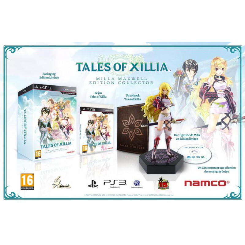 image du jeu Tales Of Xillia Collector sur PS3