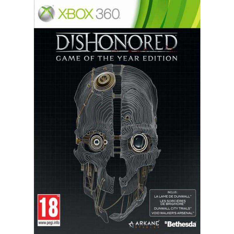 image du jeu Dishonored Goty Edition sur XBOX 360