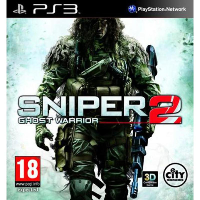 image du jeu Sniper : Ghost Warrior 2 Goty sur PS3