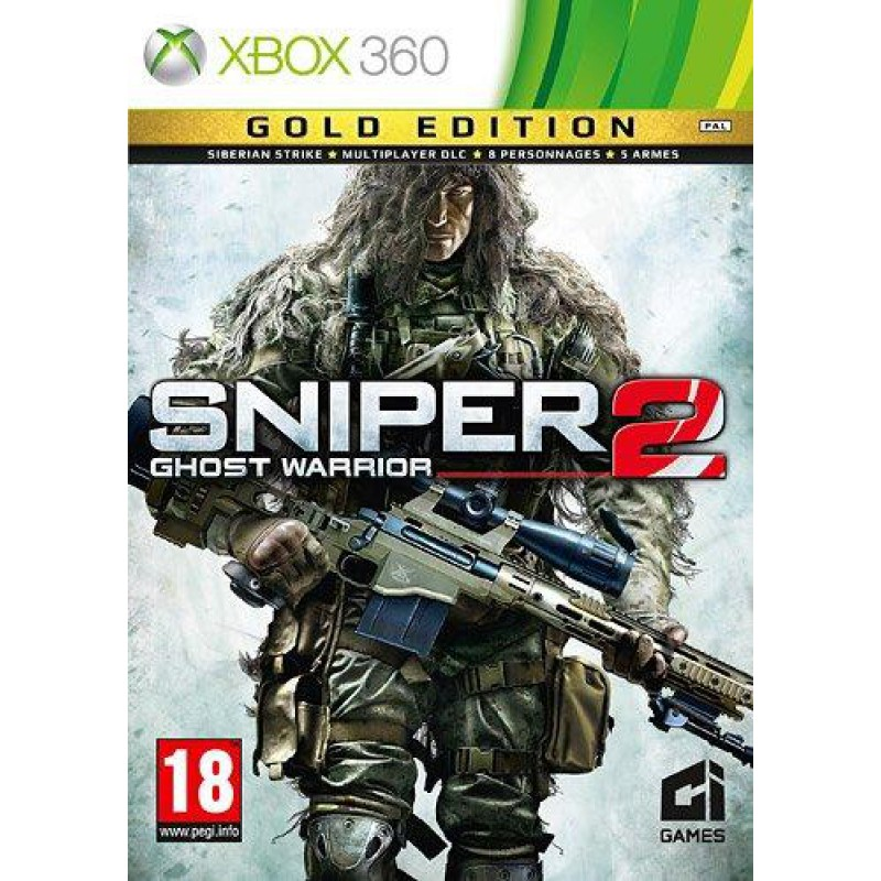 image du jeu Sniper : Ghost Warrior 2 Gold Edition sur XBOX 360