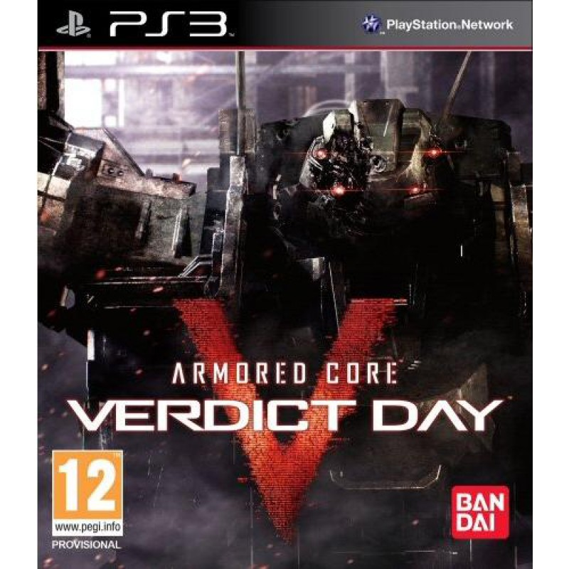 image du jeu Armored Core : Verdict Day sur PS3