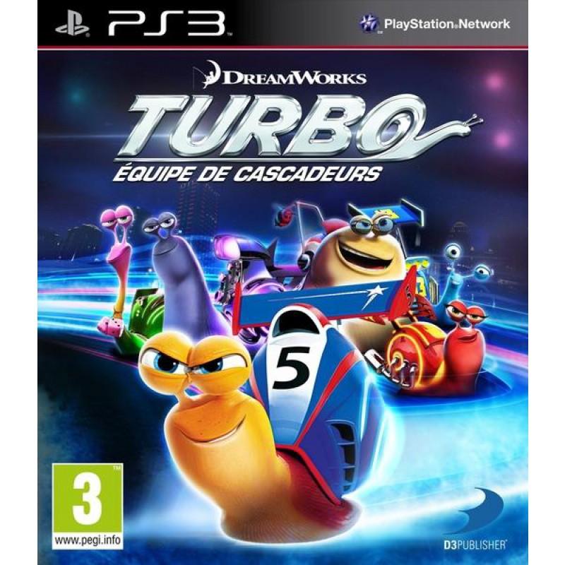 image du jeu Turbo : Equipe De Cascadeurs sur PS3