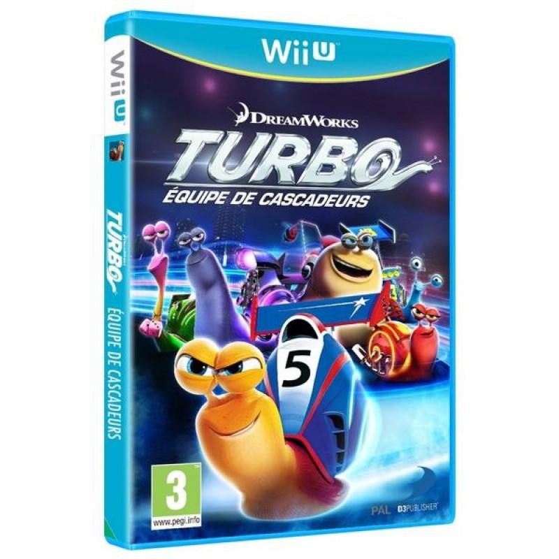 image du jeu Turbo : Equipe De Cascadeurs sur WII U