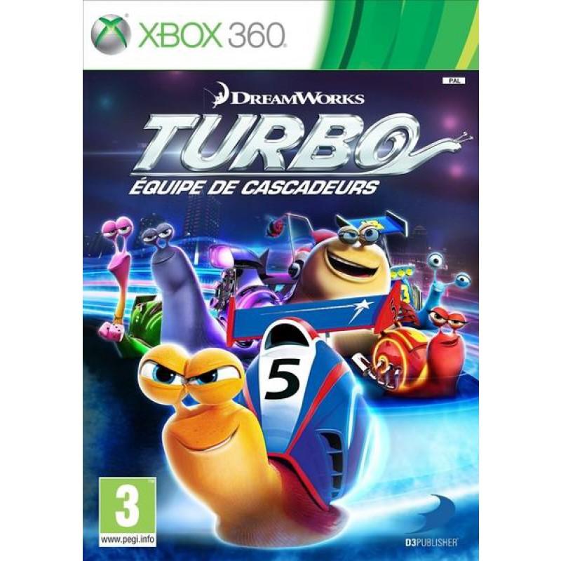 image du jeu Turbo : Equipe De Cascadeurs sur XBOX 360