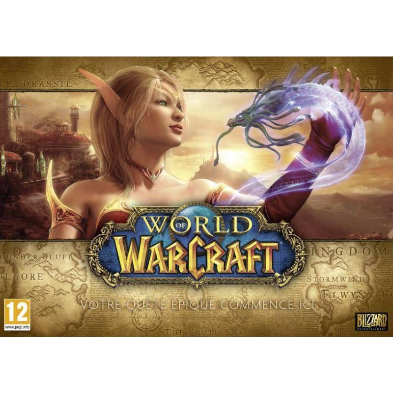 image du jeu World Of Warcraft 5.0 sur PC