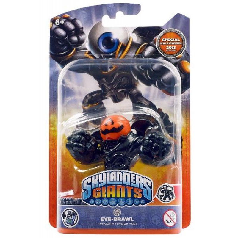 image du jeu Figurine Skylanders : Giants Eye Brawl Halloween sur AUTRES