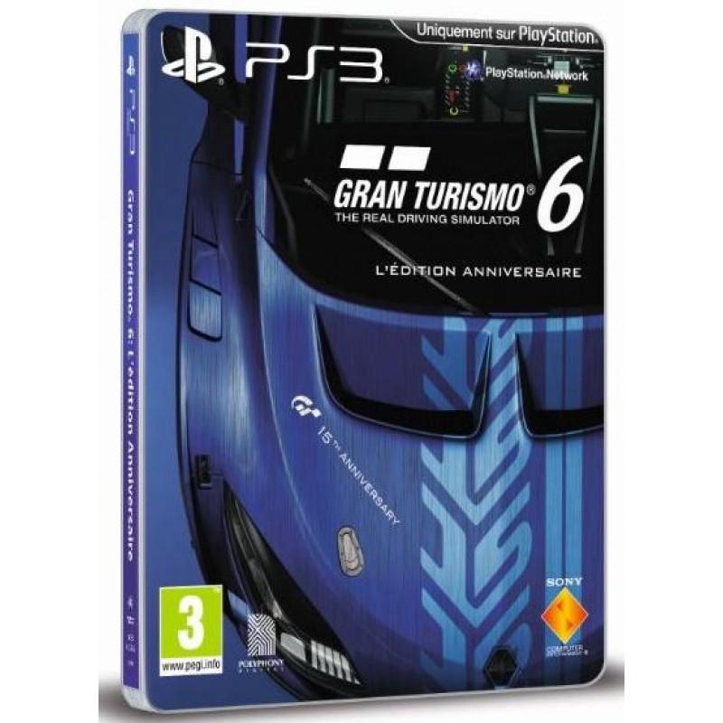 image du jeu Gran Turismo 6 Edition Anniversaire sur PS3