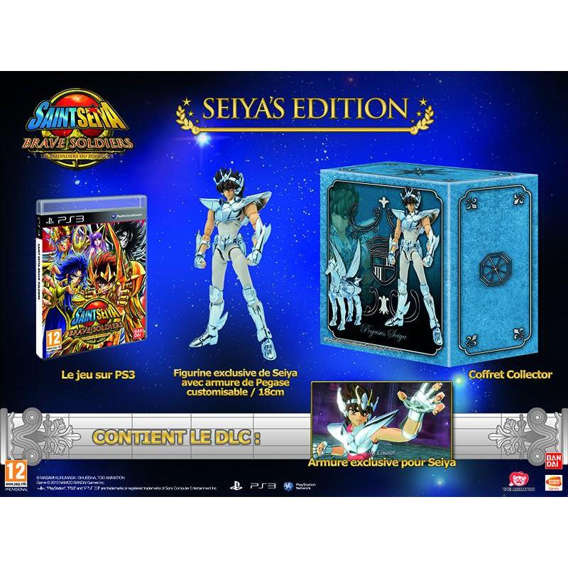 image du jeu Saint Seiya - Les Chevaliers Du Zodiaque : Brave Soldiers - Exclusivité Micromania sur PS3