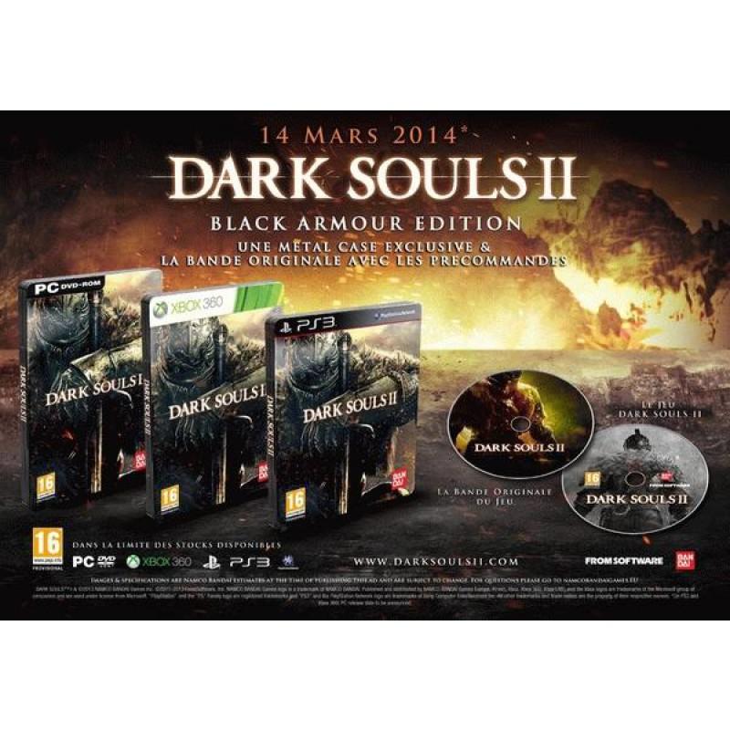 image du jeu Dark Souls II : Black Armour Edition sur PS3