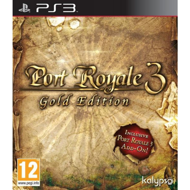 image du jeu Port Royale 3 Gold Edition sur PS3