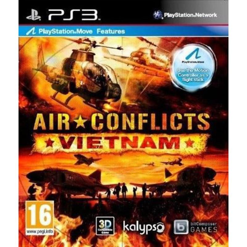 image du jeu Air Conflicts : Vietnam sur PS3