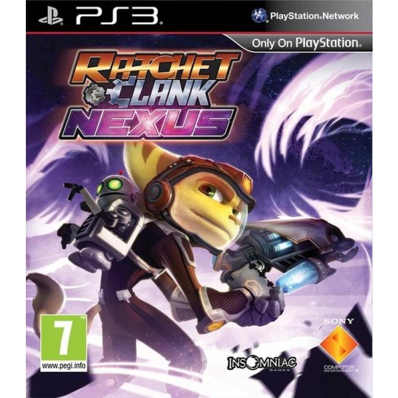 image du jeu Ratchet & Clank Nexus sur PS3