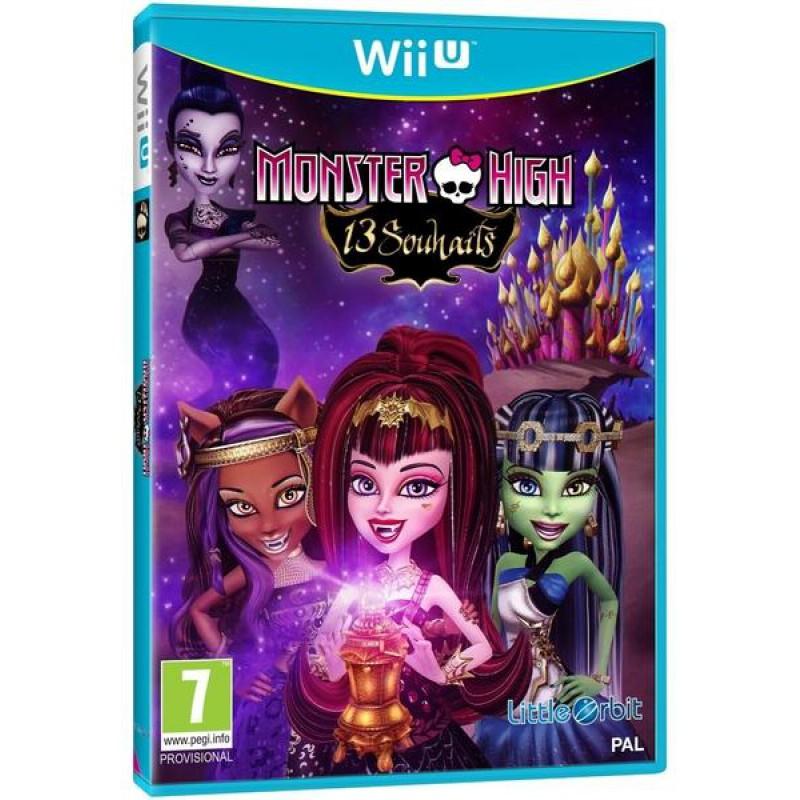image du jeu Monster High : 13 Souhaits sur WII U